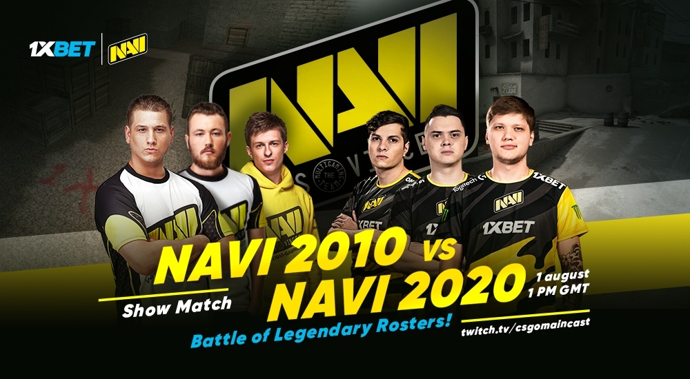 navi 2010 vs 2020 battle