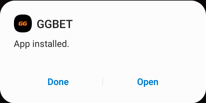 ggbet for android
